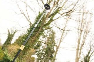 CCTV lamppost