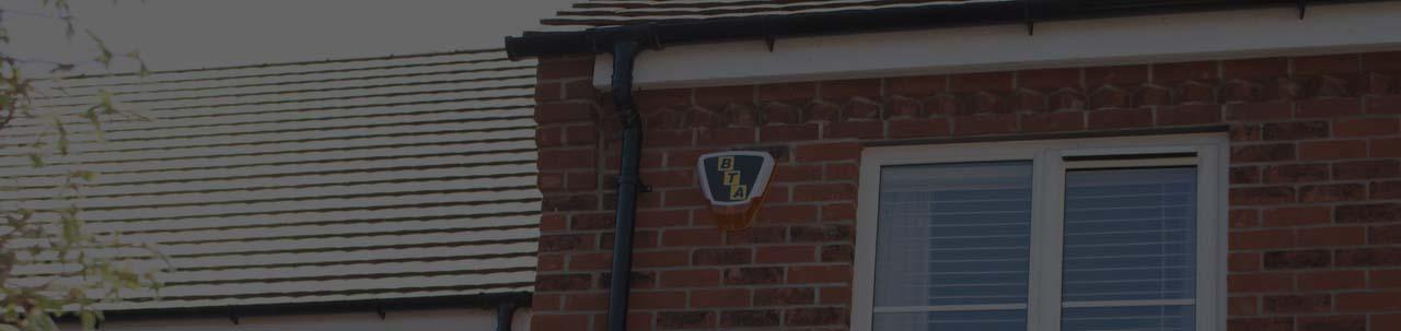 Bee Tee Alarms burglar alarm