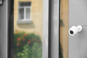 domestic CCTV camera