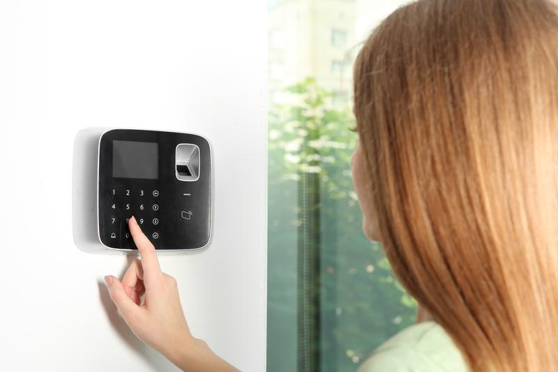 Domestic Burglar Alarm