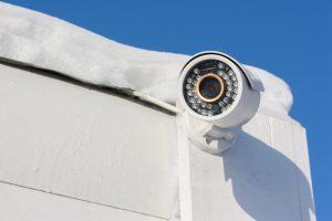 Chrismas CCTV