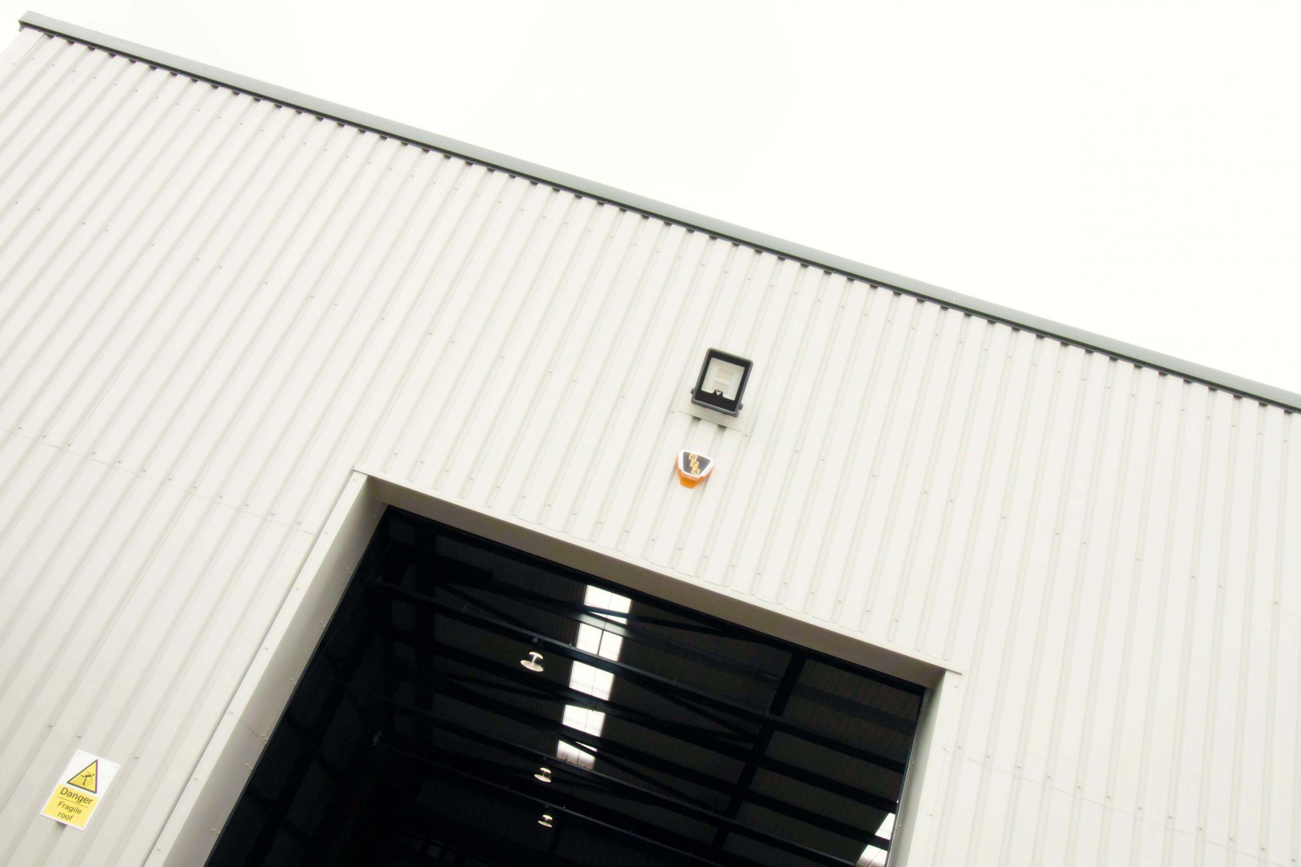 Commercial Intruder Alarm