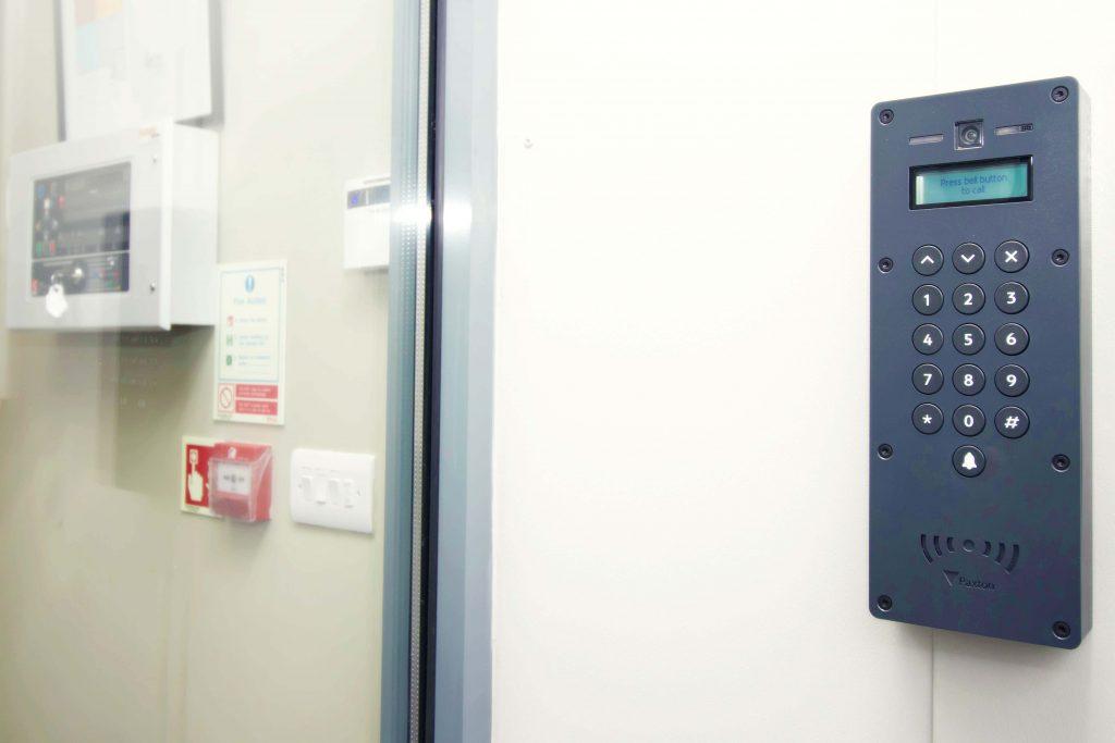 door access control system